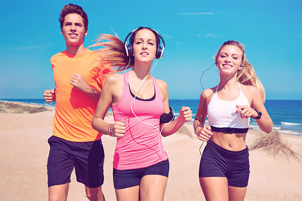 Teen diet and exercise