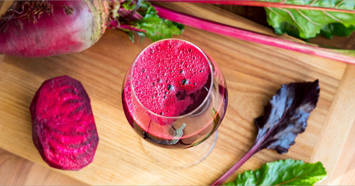 whole foods for health beets